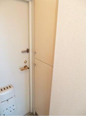 【玄関】スカイコート青戸