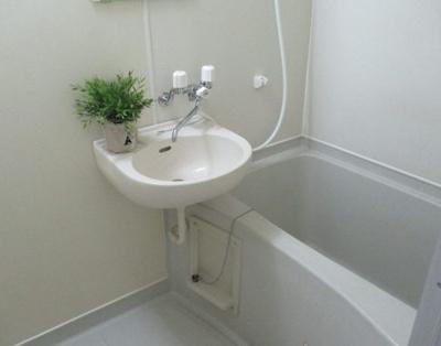 【浴室】リバーサイドパレス