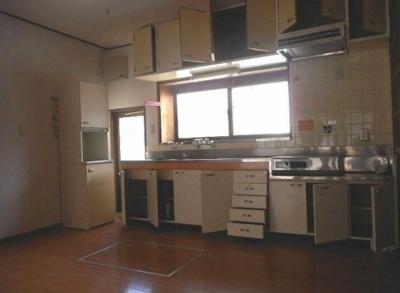 【キッチン】高知市大谷