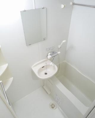 【洗面所】グランフォース西新井