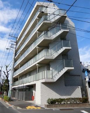 【外観】グランフォース西新井