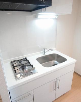 【キッチン】グランフォース西新井
