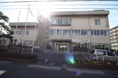 瀬田市民センター、支所