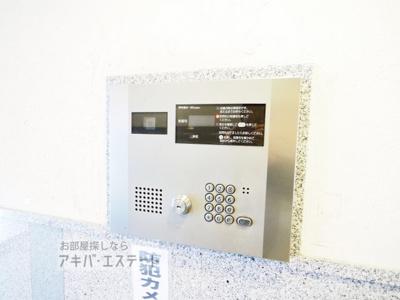 【セキュリティ】スカイコートヌーベル入谷