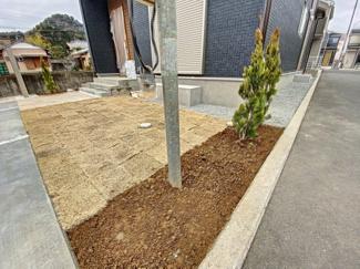 【庭】駿東郡清水町徳倉2期 新築戸建 全1棟 (1号棟)