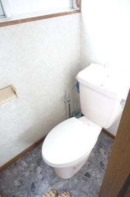 【トイレ】大枝北町貸事務所