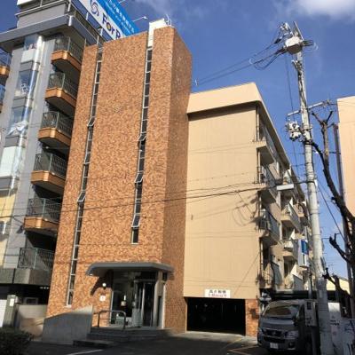 【外観】高井田西6丁目貸事務所
