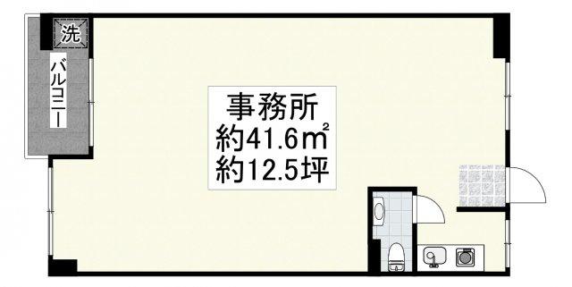 高井田西6丁目貸事務所