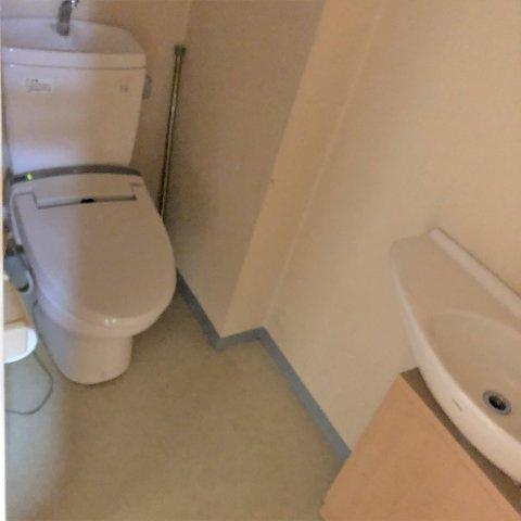 【トイレ】高井田西6丁目貸事務所