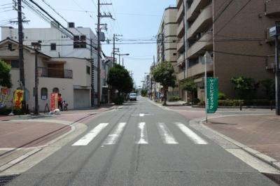 【周辺】関目1丁目貸店舗・事務所