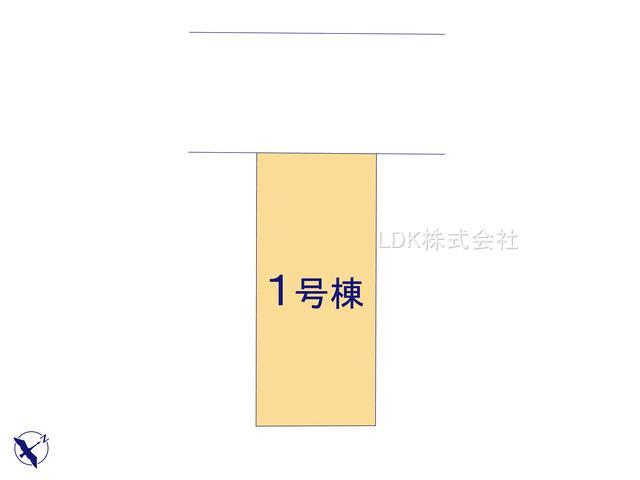 【間取り】新築戸建/富士見市大字鶴馬(全1棟)