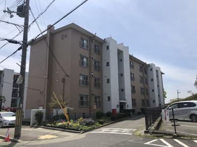 【外観】北須磨団地C1棟