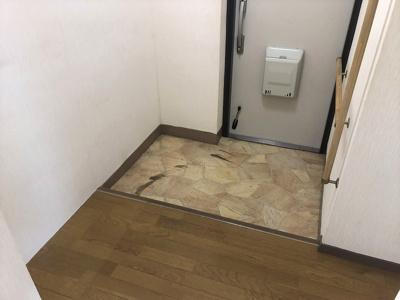 【玄関】北須磨団地C1棟