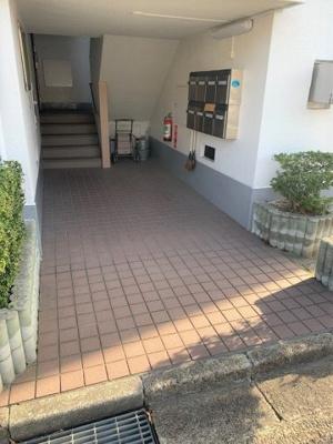 【エントランス】北須磨団地C1棟