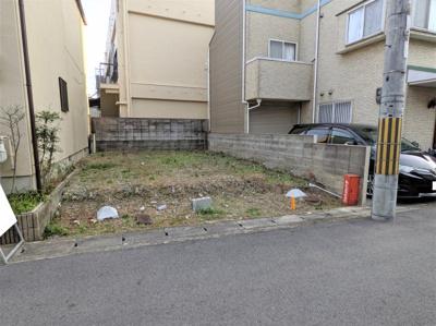 【外観】京都市山科区椥辻封シ川町 2階建プラン