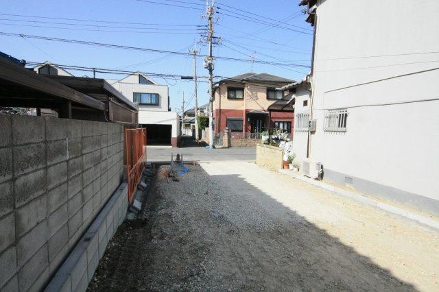 【外観】堺市西区浜寺船尾町西 新築一戸建て