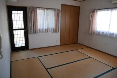 2階 北側和室