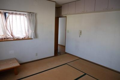 【和室】津山市坪井町 店舗付住居
