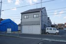 津山市坪井町 店舗付住居の画像