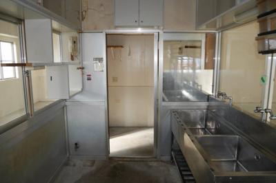 1階 厨房スペース