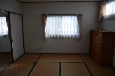 2階 南側和室