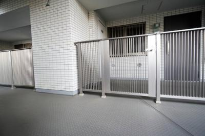 【玄関】リボンシティレジデンスイーストアリーナ