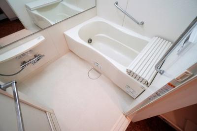 【浴室】リボンシティレジデンスイーストアリーナ