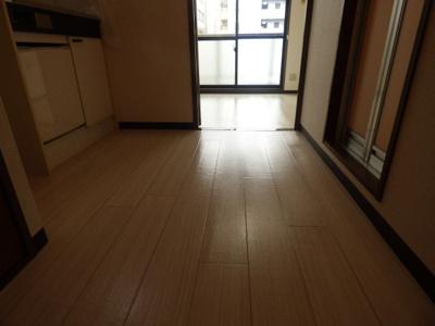 【キッチン】末広13番館