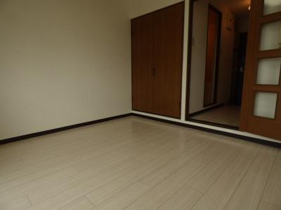 【寝室】末広13番館