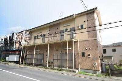 【外観】ランドシティ鶴川