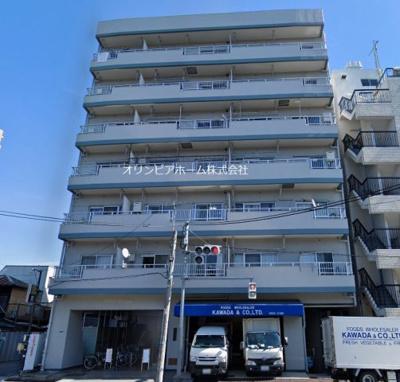 【外観】日東コーポ言問 空室 向島5丁目