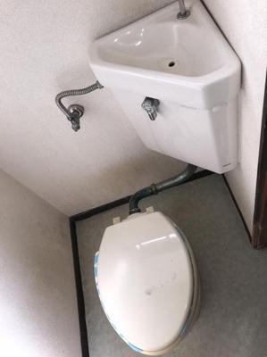 【トイレ】今福南4丁目貸倉庫