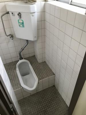【トイレ】東光町貸事務所