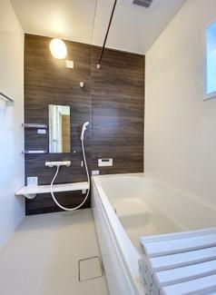 【浴室】駿東郡清水町徳倉 新築戸建 全2棟 (1号棟)