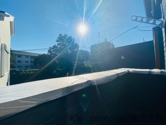 【洋室】藤沢市本藤沢2丁目 築未入居戸建 5号棟