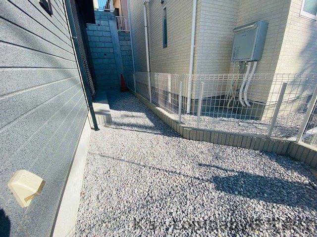 【玄関】藤沢市本藤沢2丁目 築未入居戸建 5号棟