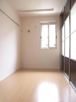 2面採光の部屋