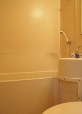 【浴室】ビアメゾン三井パート21
