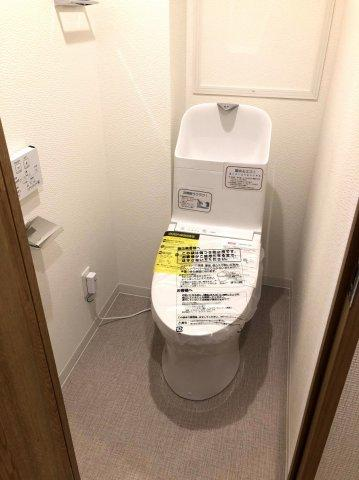 ルネ武蔵境:ウォシュレット機能付きトイレです!