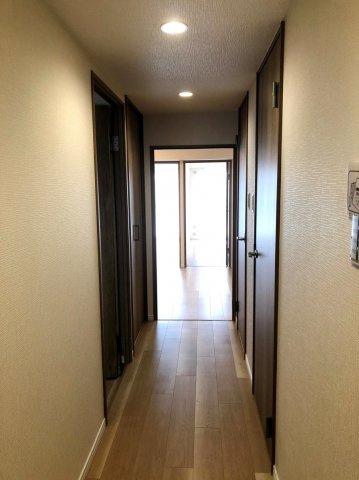 ルネ武蔵境:玄関・廊下画像です!