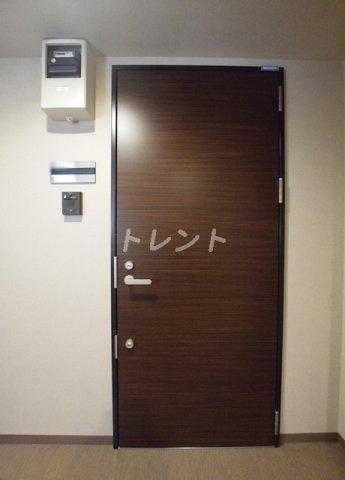 【玄関】ドルチェヴィータエイチケー【DOLCEVITA・HK】