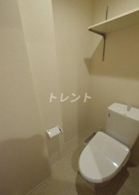 【トイレ】ドルチェヴィータエイチケー【DOLCEVITA・HK】