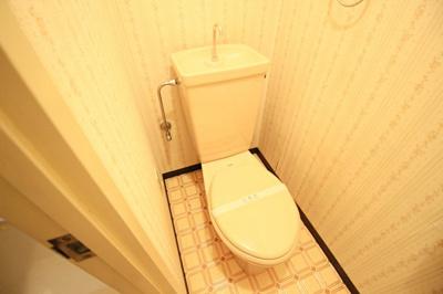 【トイレ】ビューハイム茶の木