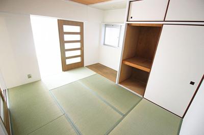 【和室】森岡マンション1号