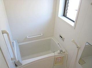 【浴室】テラス北浦