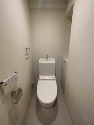 【トイレ】ミヤレジデンス西天満