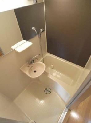 【浴室】エクセリア文京池之端