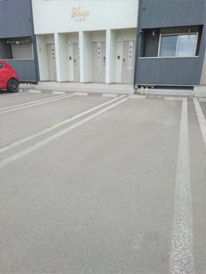 【駐車場】socio