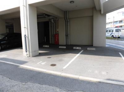【駐車場】クレセントパル上之屋