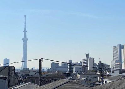 【展望】モアステージ墨田リビエール 81.05㎡ 4階 リ ノベーション済